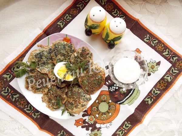 страви з кропиви