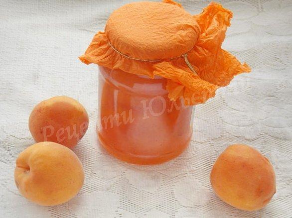 варення з абрикосів фото