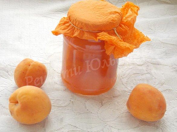 як варити абрикосове варення