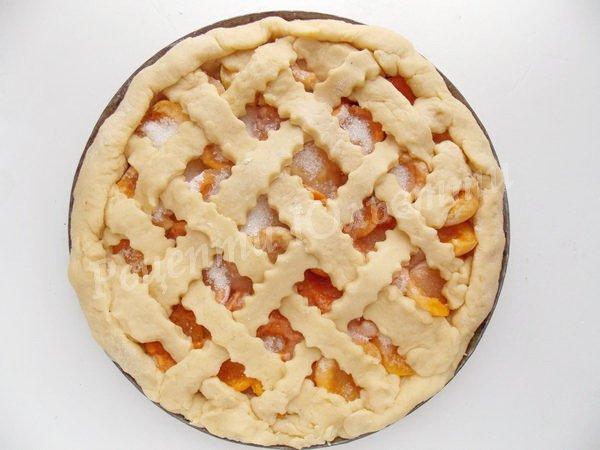 як зробити красивий пиріг