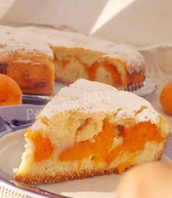 випічка з абрикосами