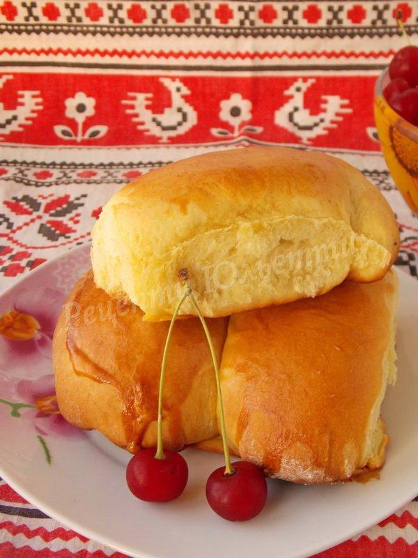 рецепт пиріжків з вишнями