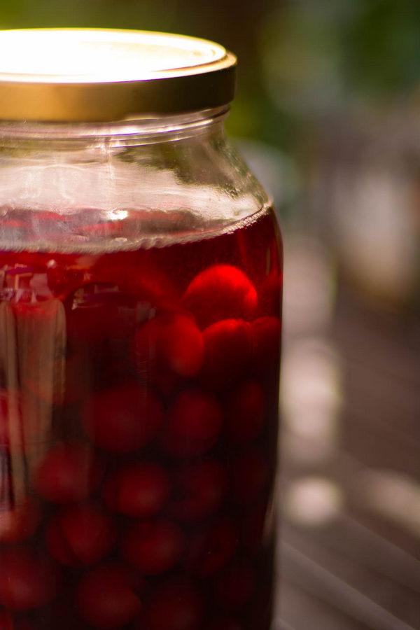 рецепт вишневої наливки