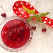 вишневий кисіль