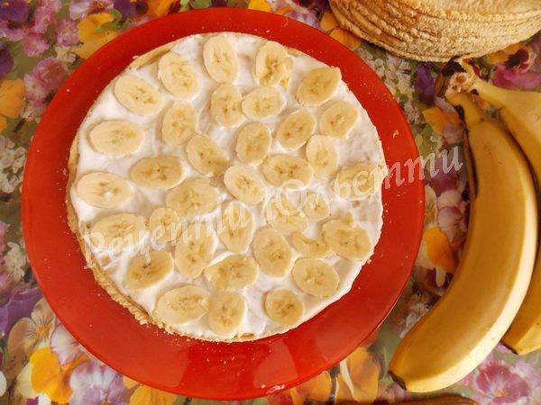 викладаємо банани