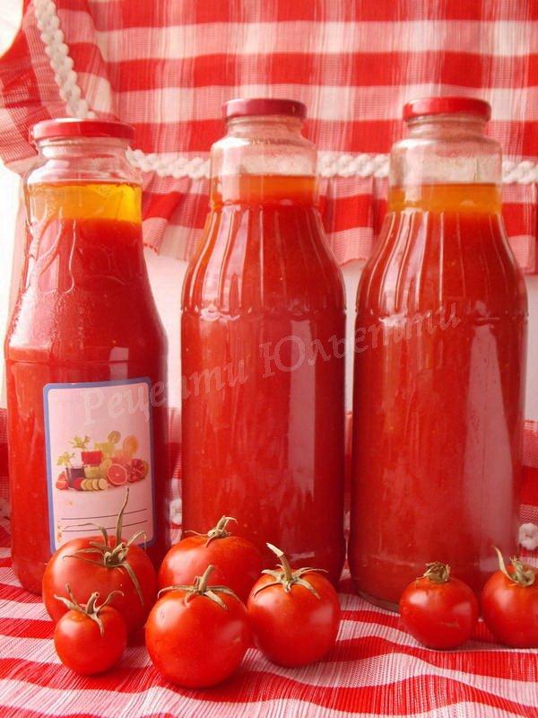 домашній томатний сік
