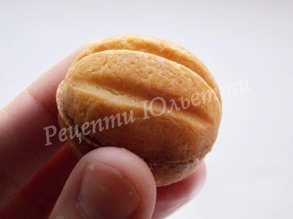 як зробити печиво горішки