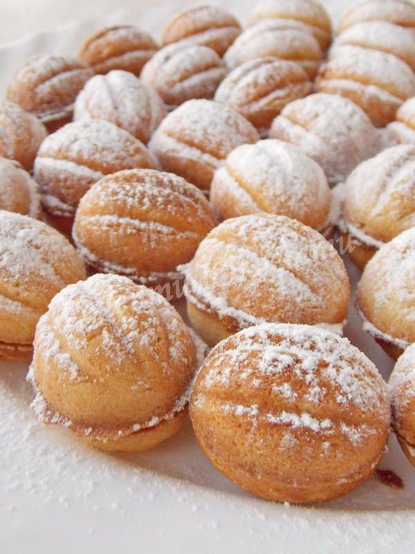 пісочне печиво горішки