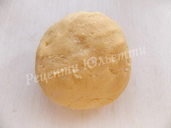 пісочне тісто для горішків