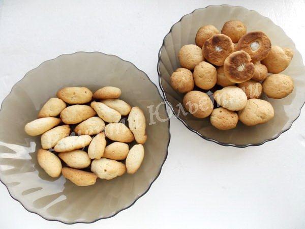 заготовки для печива