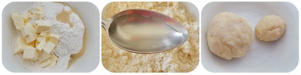 готуємо пісочне тісто