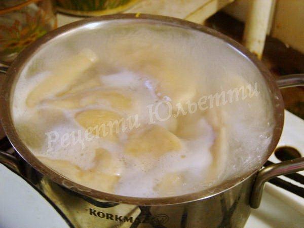 як варити вареники з сиром