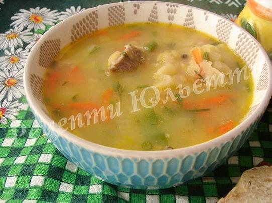 як приготувати гороховий суп