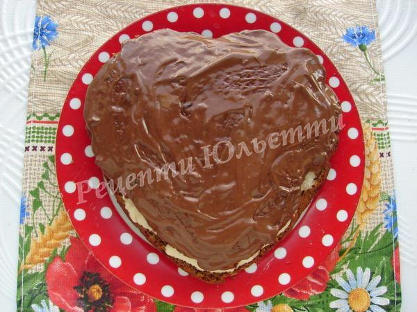 ароматний кавовий пиріг