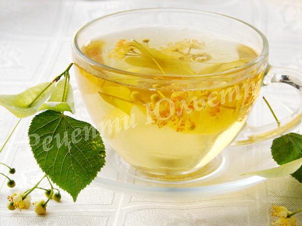 липовий чай