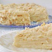 простий та смачний торт