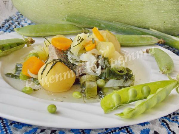 овочеве рагу