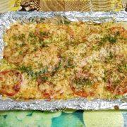 кабачкова піца в духовці