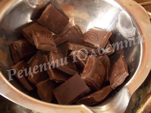 розтопимо шоколад