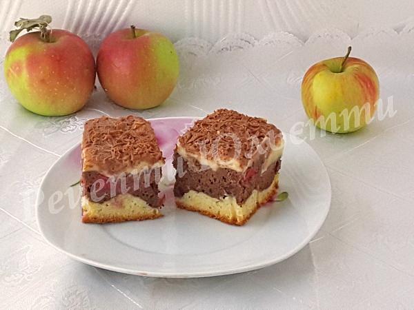 смачний пиріг Дунайські хвилі