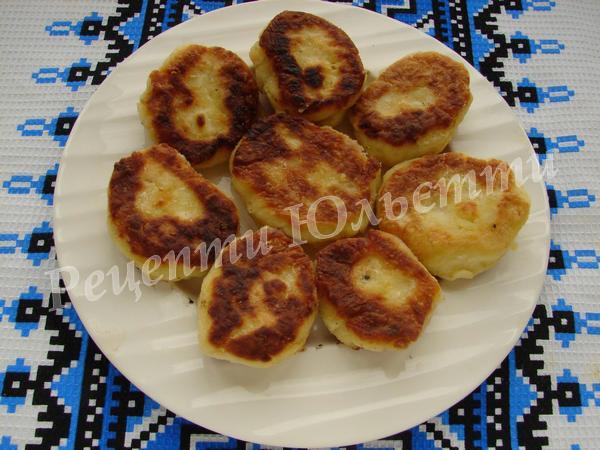 смачні картопляники