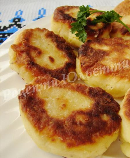 апетитні картопляники