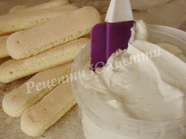 домашній сир маскарпоне