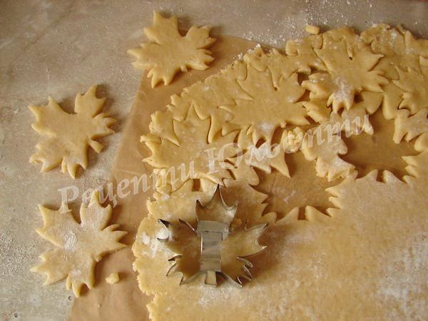вирізаємо печиво