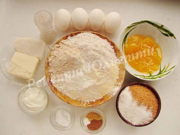 інгредієнти для миколайчиків