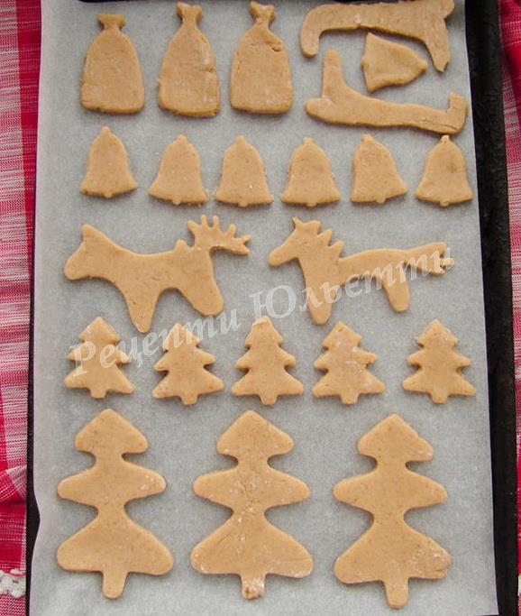 випікаємо печиво миколайчики