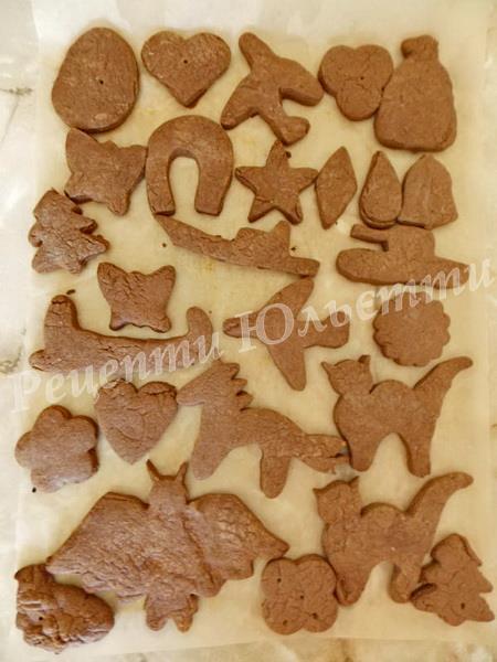 випікаємо пісочне печиво