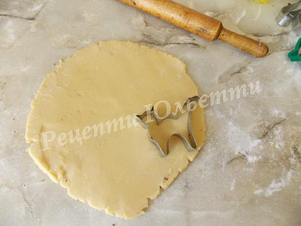 готуємо біле печиво
