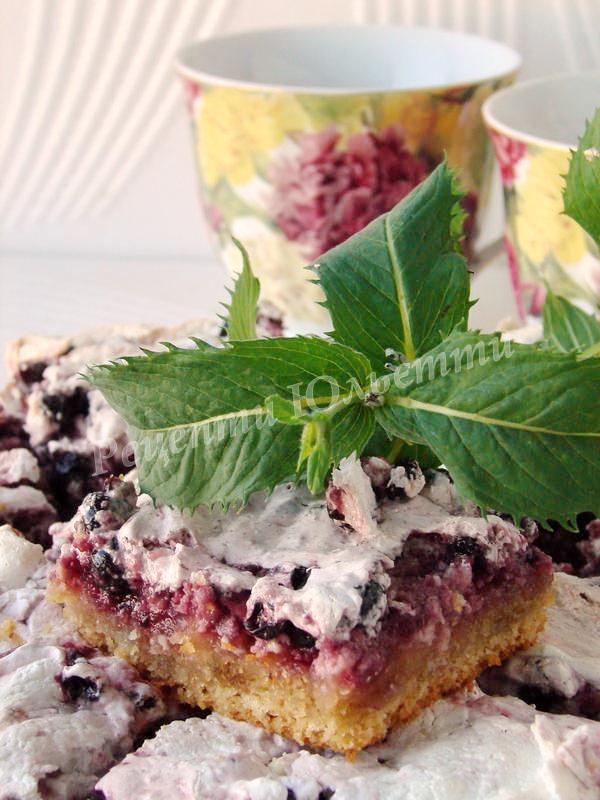 смачні пісочні тістечка