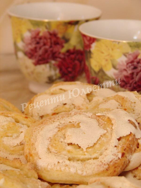 печиво Троянди