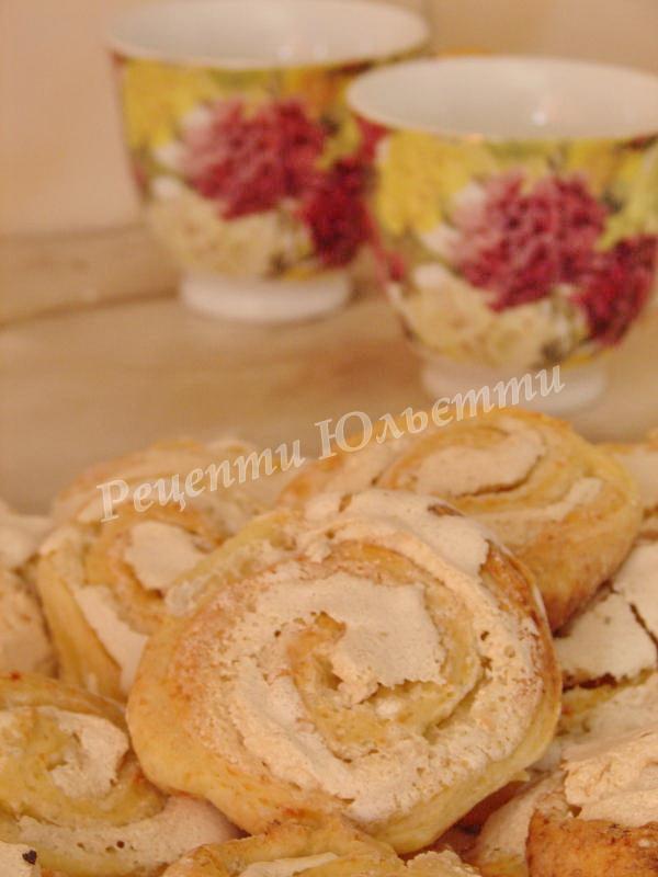 печиво Троянди до чаю