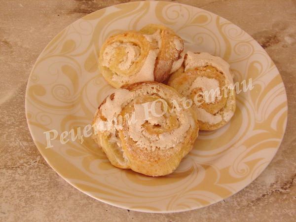 сирне печиво Троянди