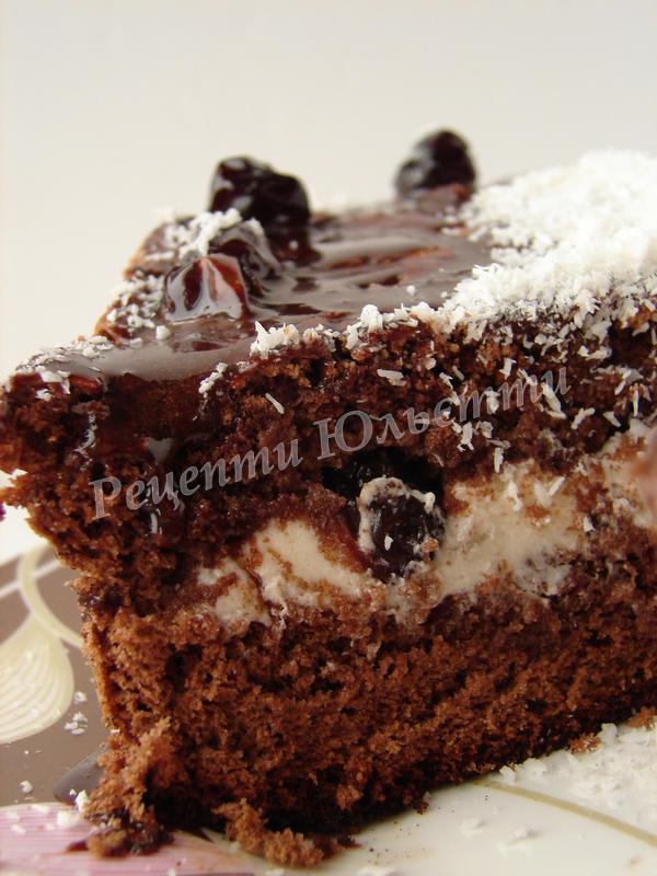 смачний торт до дня закоханих
