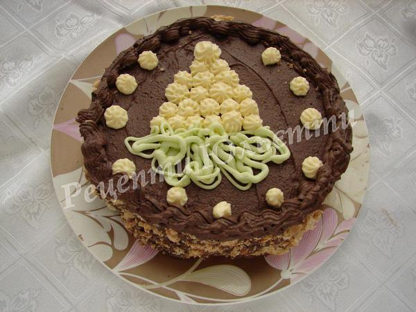 Київський торт в домашніх умовах