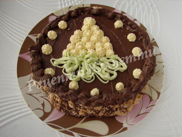 Київський торт до чаю