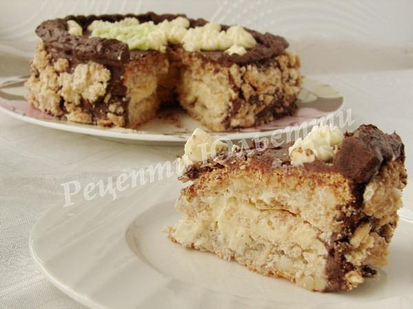 домашній Київський торт