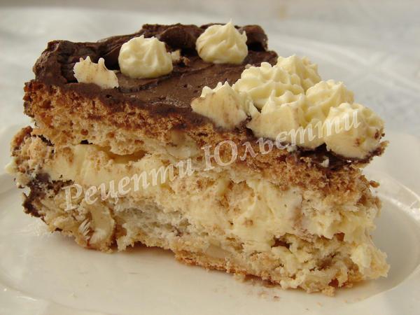 смачний Київський торт