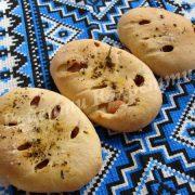 прованський хліб fougasse
