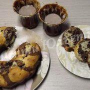 мармуровий кекс