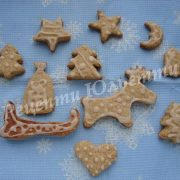 домашнє імбирне печиво