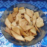 домашнє галетне печиво