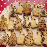 печиво зайченята