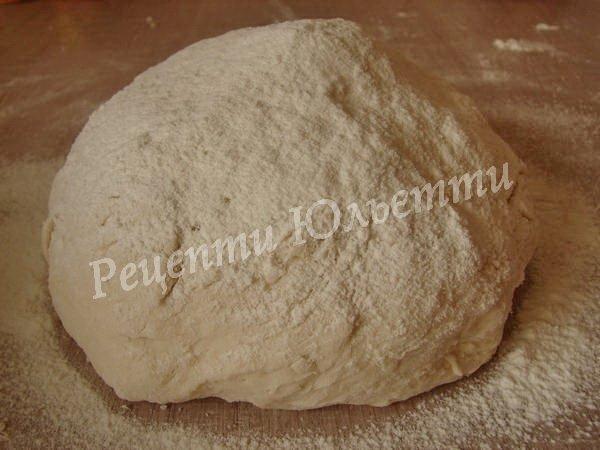 дріжджове тісто для пиріжків