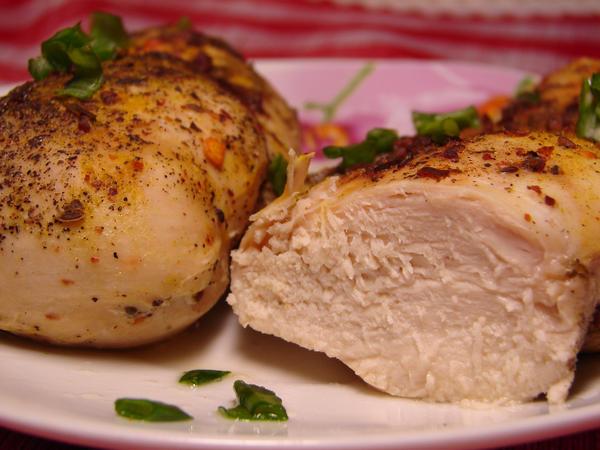 страви з курячого філе