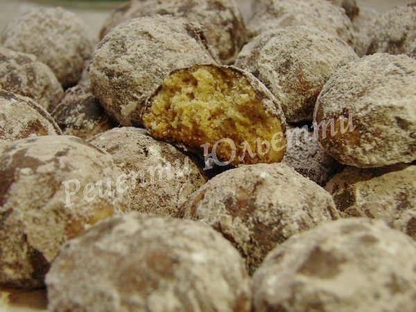 розсипчасте печиво рецепт
