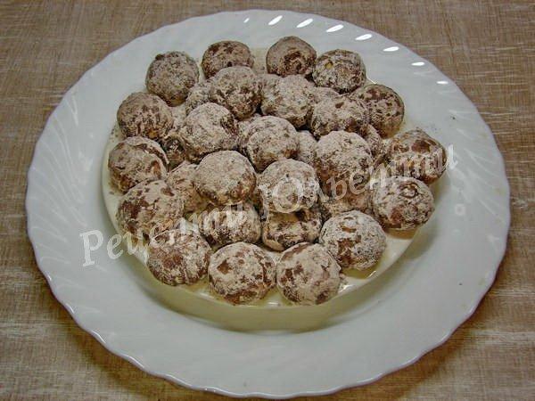 печиво трюфелі